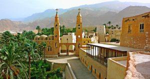 Antonius Kloster Ägypten Östliche Wüste