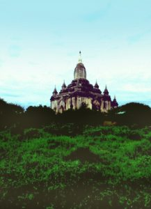 Myanmar Bagan ThatbinnyuTempel