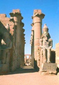 Karnaktempel in Luxor